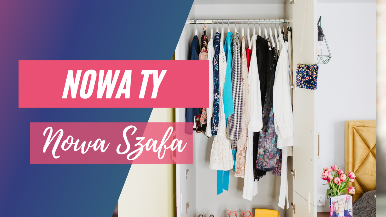 Nowa Szafa. Nowa Ty. Agnieszka Nortey